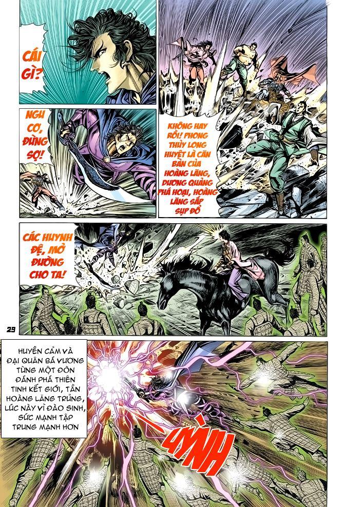 Đại Đường Uy Long chapter 55 trang 28