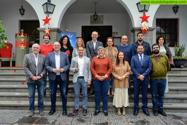 El Ayuntamiento de Los Llanos de Aridane acoge el segundo Consejo de Gobierno descentralizado del Cabildo