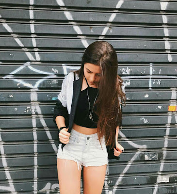 Poses Adolescentes para Fotos de Instagram y Tumblr
