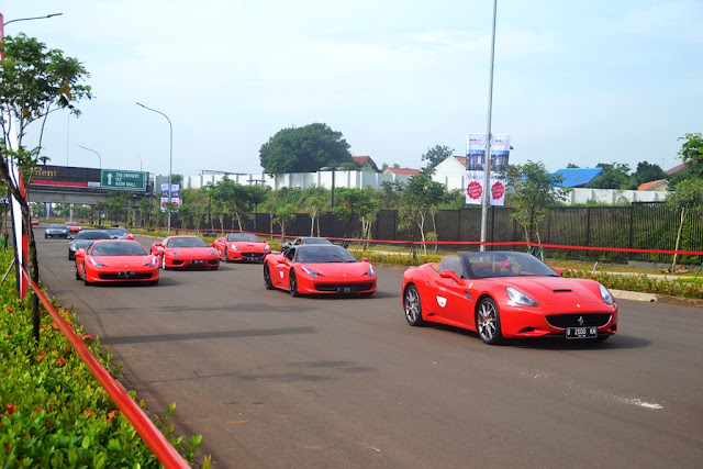 Ferrari Festival Of Speed BSD