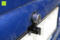 Kamera am Auto: AUTO VOX M1 Auto Rückfahrkamera mit Monitor 4.3'' TFT LCD Rückansicht Bildschirm mit IP68 wasserdichte Kamera für Einparkhilfe&Rückfahrhilfe, einfache Installation für die meisten Automodell
