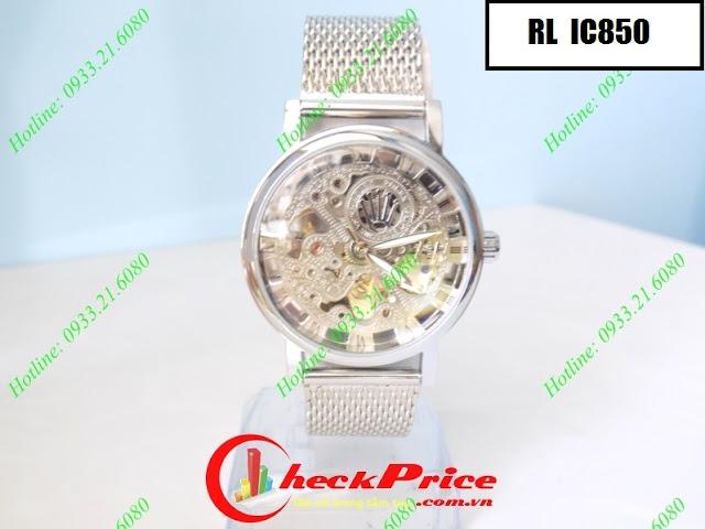 Đồng hồ đeo tay Rolex IC850