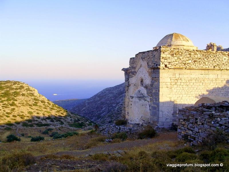 Sikinos, collina di Episkopi
