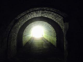 Тараканов. Форт. Свет в конце тоннеля