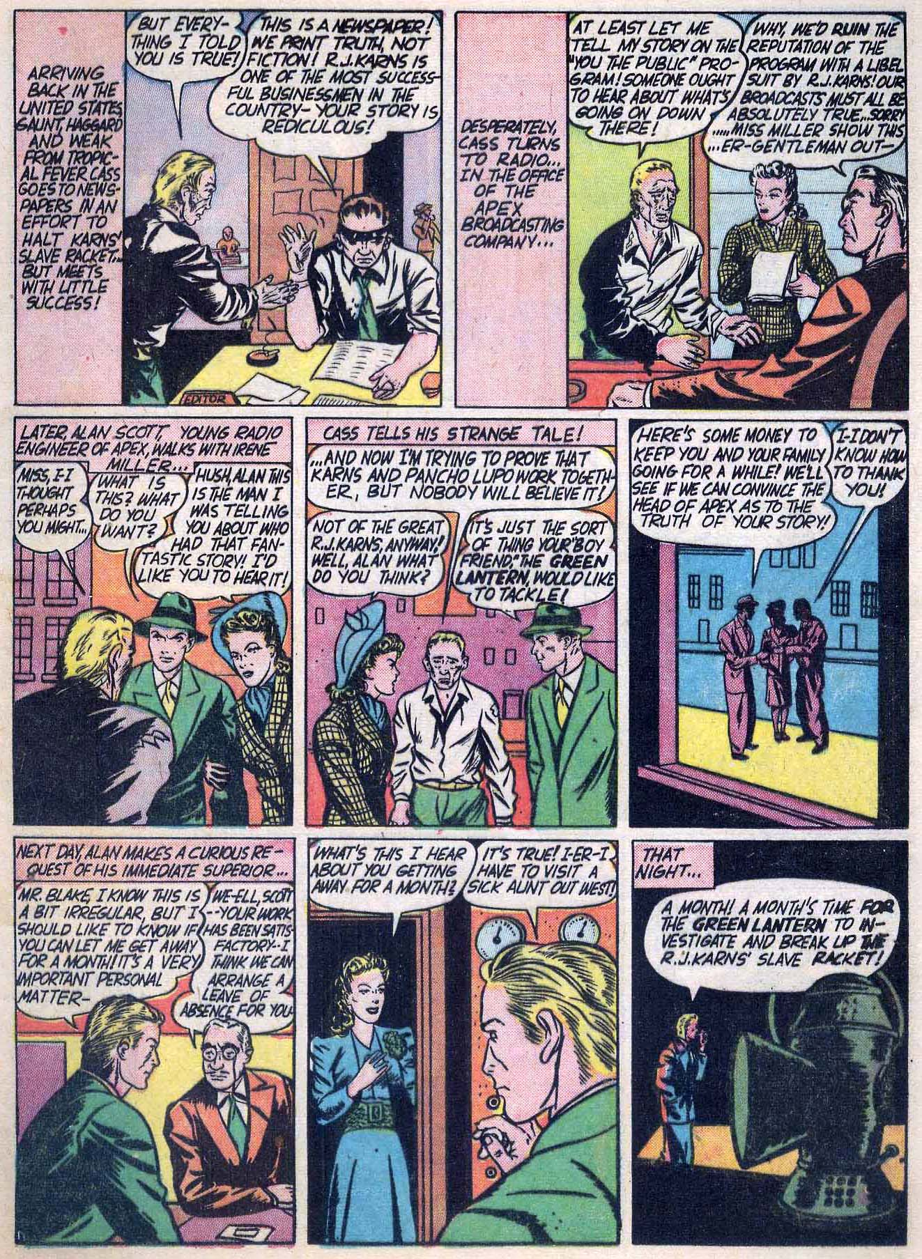Read online All-American Comics (1939) comic -  Issue #24 - 5