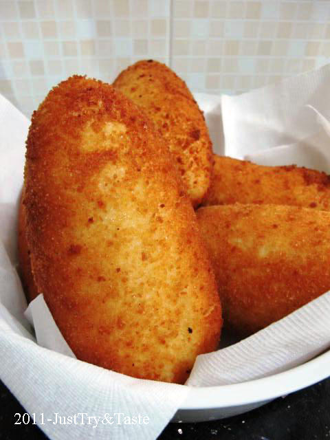 Obsesi Roti 5: Roti Goreng Isi Kari Daging JTT