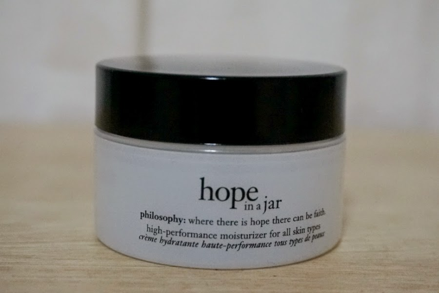Hope In A Jar High-Performance Moisturiser