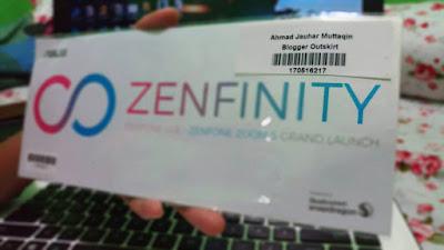 Asus zenfinity 2017 Jakarta