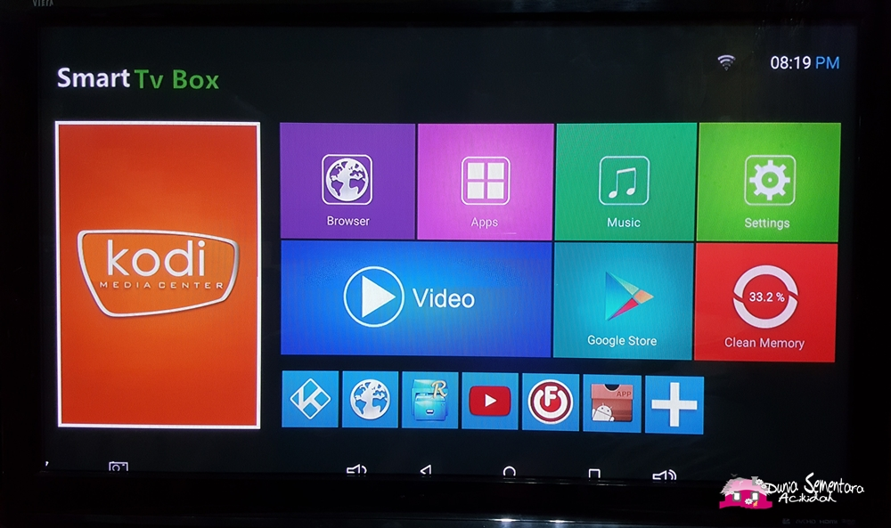 Kodi Android/Mini TV Box, Sekarang Tak Perlu Lagi DVD dan Channel TV Berbayar
