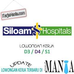 Lowongan Kerja Rumah Sakit Siloam Hospitals