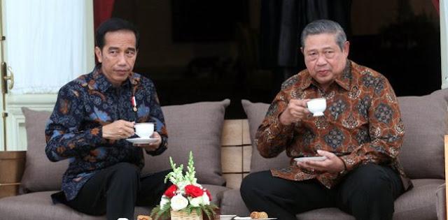 SBY Merasa Dihajar Lawan Politiknya
