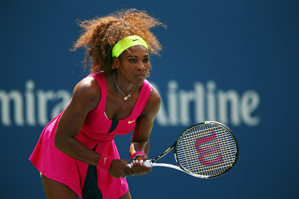 serena williams biography and photos 2012 all stars. Black Bedroom Furniture Sets. Home Design Ideas