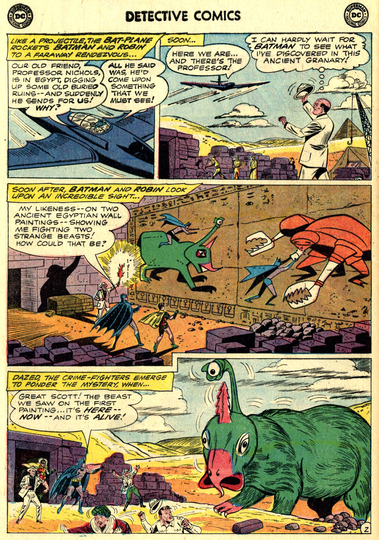 Detective Comics (1937) 295 Page 3