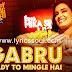 Gabru Ready To Mingle Hai Lyrics Happy Bhag Jayegi | Mika Singh | Diana Penty