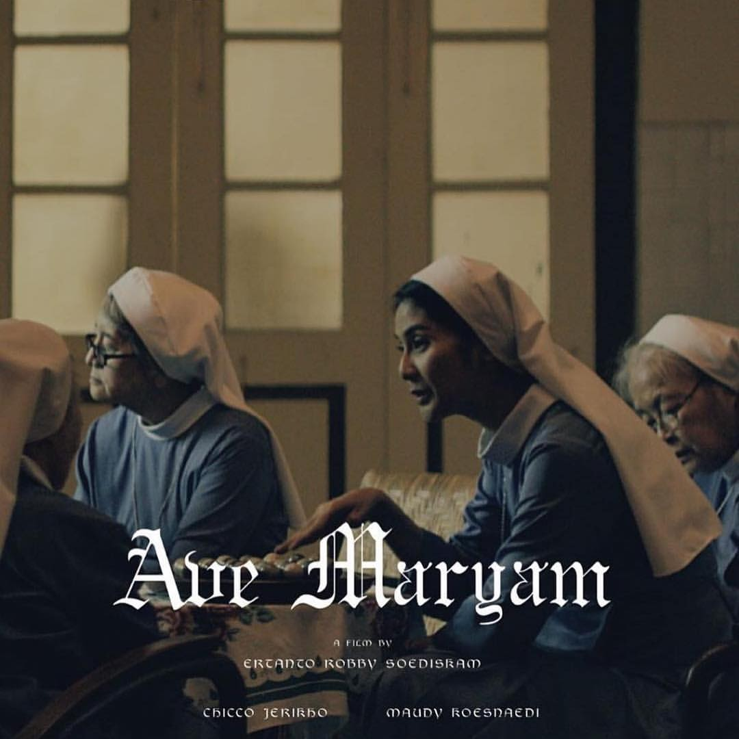 Review Film Ave Maryam