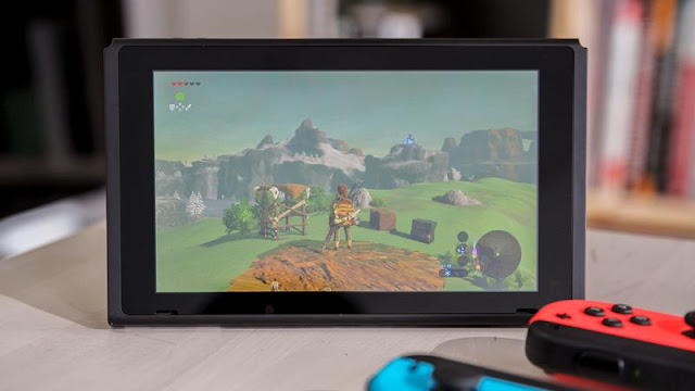 mode tab nintendo switch