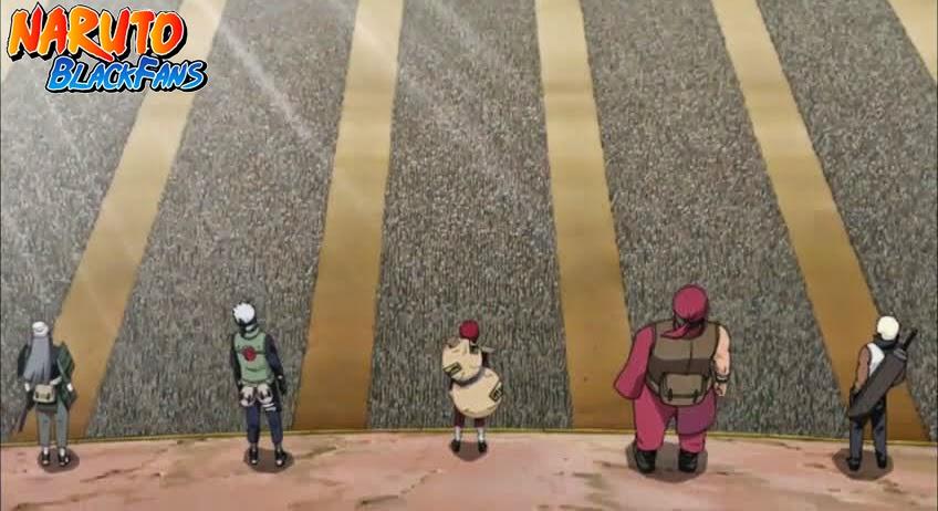 [HATI-HATI GAN]Propaganda khilafah,dalam serial Naruto