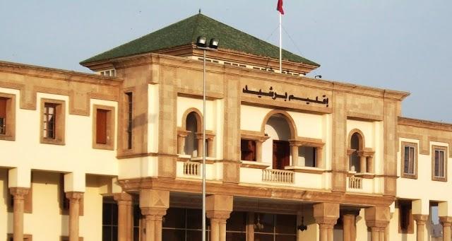 عامل إقليم برشيد يشرف على تأهيل مدينة حد السوالم