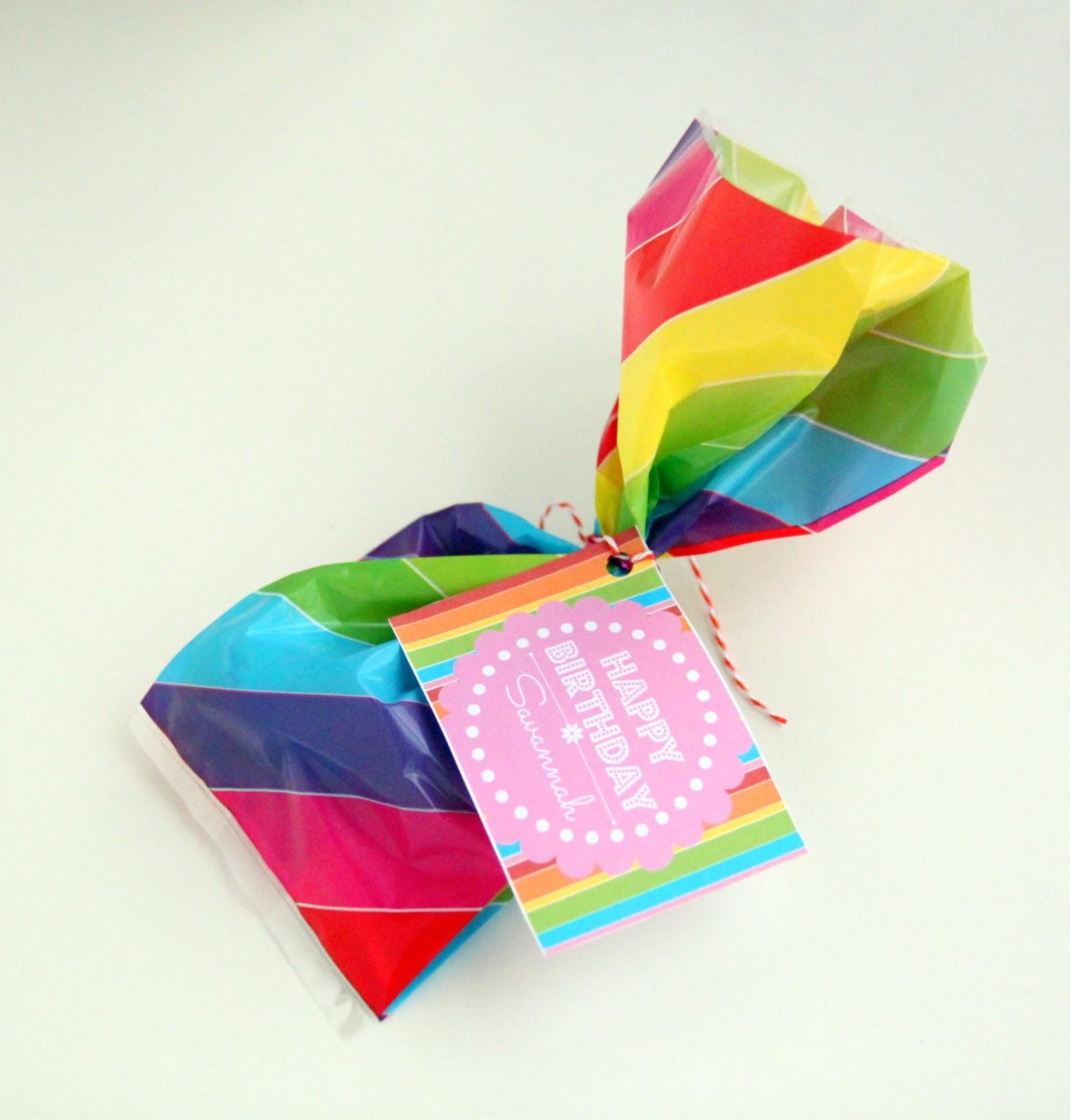 Rainbow Unicorn Birthday Party with Free Printables - The