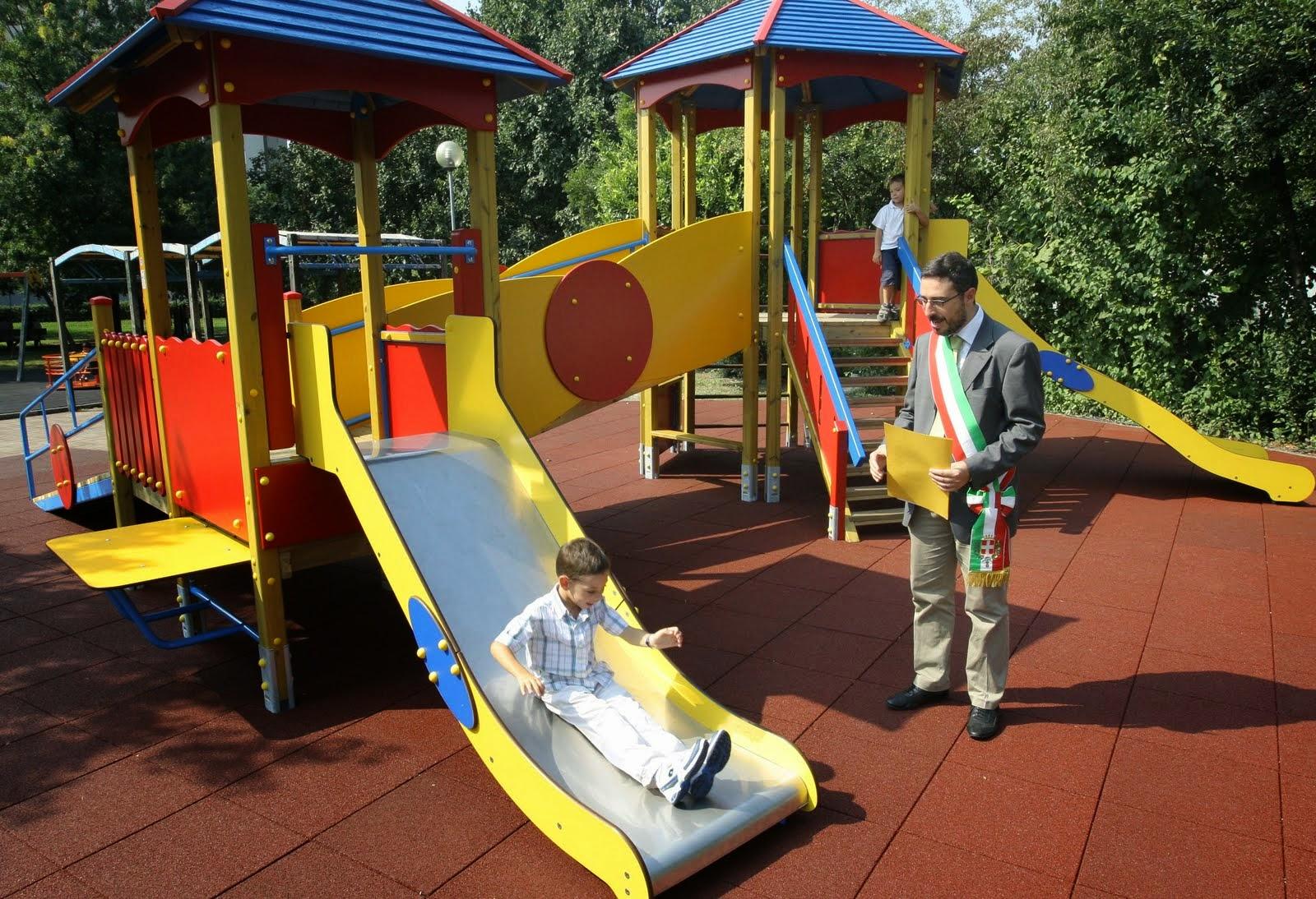Vicenza: parco giochi per tutti