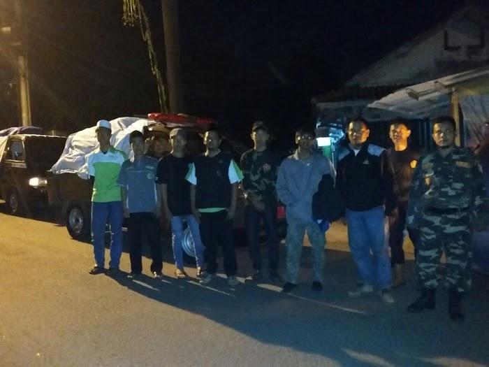 NU Bogor Salurkan Bantuan untuk Korban Banjir di Garut