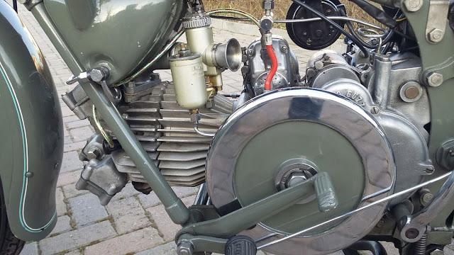 Moto Guzzi Falcone HD Pics