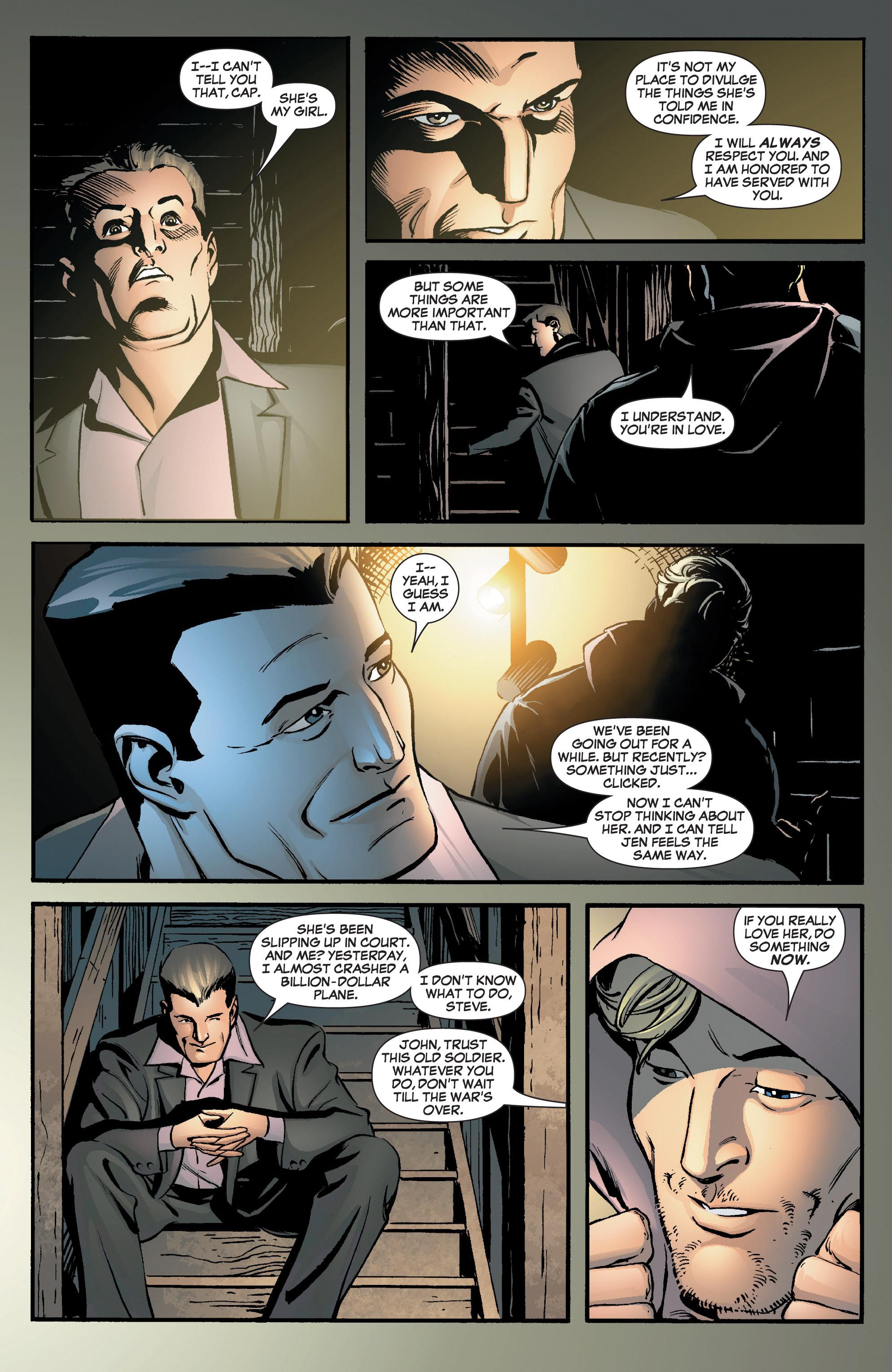 Read online She-Hulk (2005) comic -  Issue #8 - 18