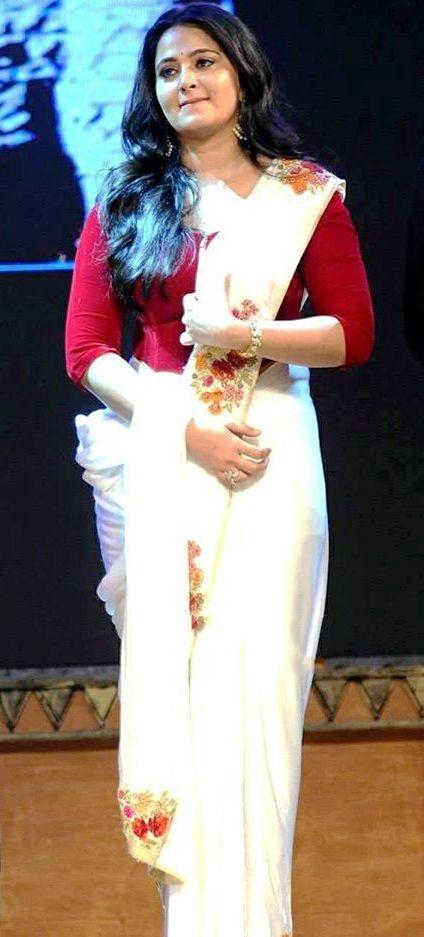 Anushka Shetty @ Baahubali 2