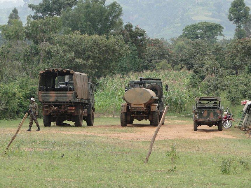 Three Month Curfew Declared In Mt Elgon
