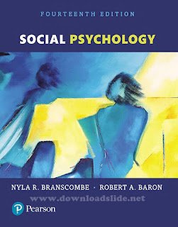 Social Psychology 14th Edition by Branscombe and Baron