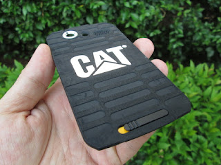 Tutup Belakang Back Cover Hape Outdoor Caterpillar Cat B15Q