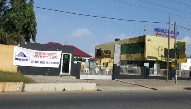 Menzgold Ghana Responds To Bank Of Ghana
