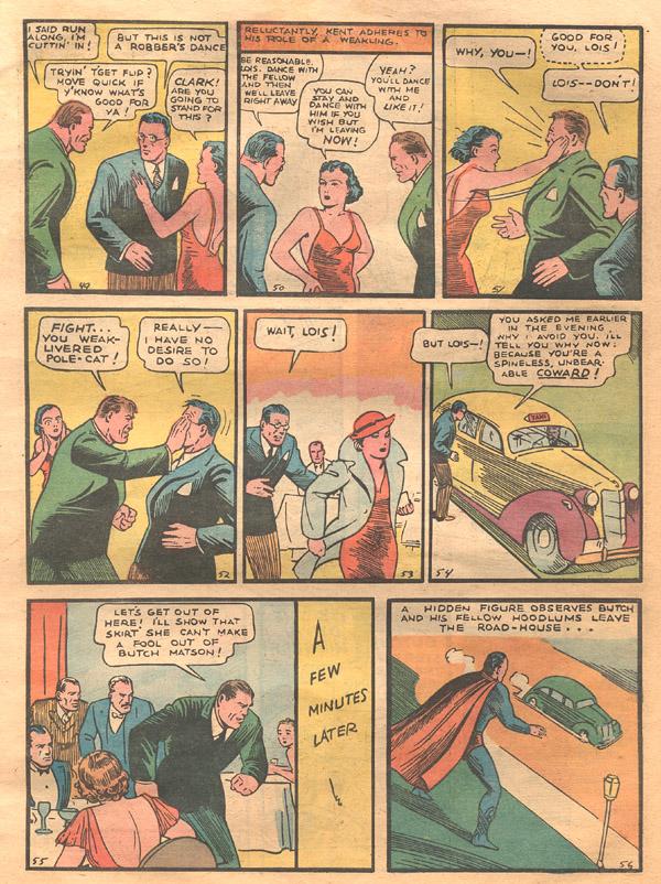 Action Comics (1938) 1 Page 8