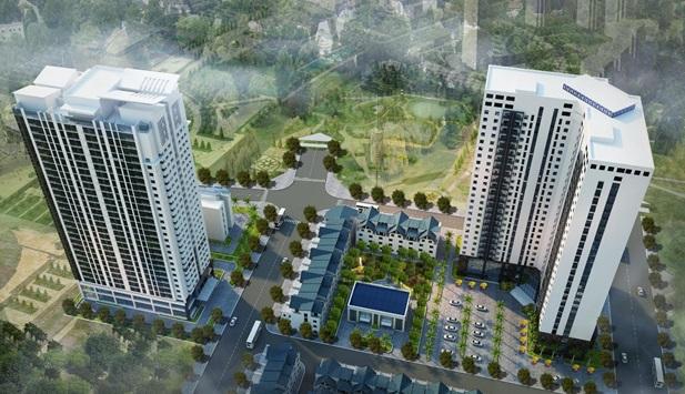 Chung cư Thăng Long City