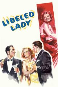 Watch Libeled Lady Online Free in HD