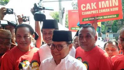 Cak Imin Patah Hati kalau Tak Dipilih Jokowi - Info Presiden Jokowi Dan Pemerintah