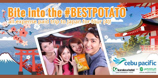 Win a free trip to Tokyo Japan