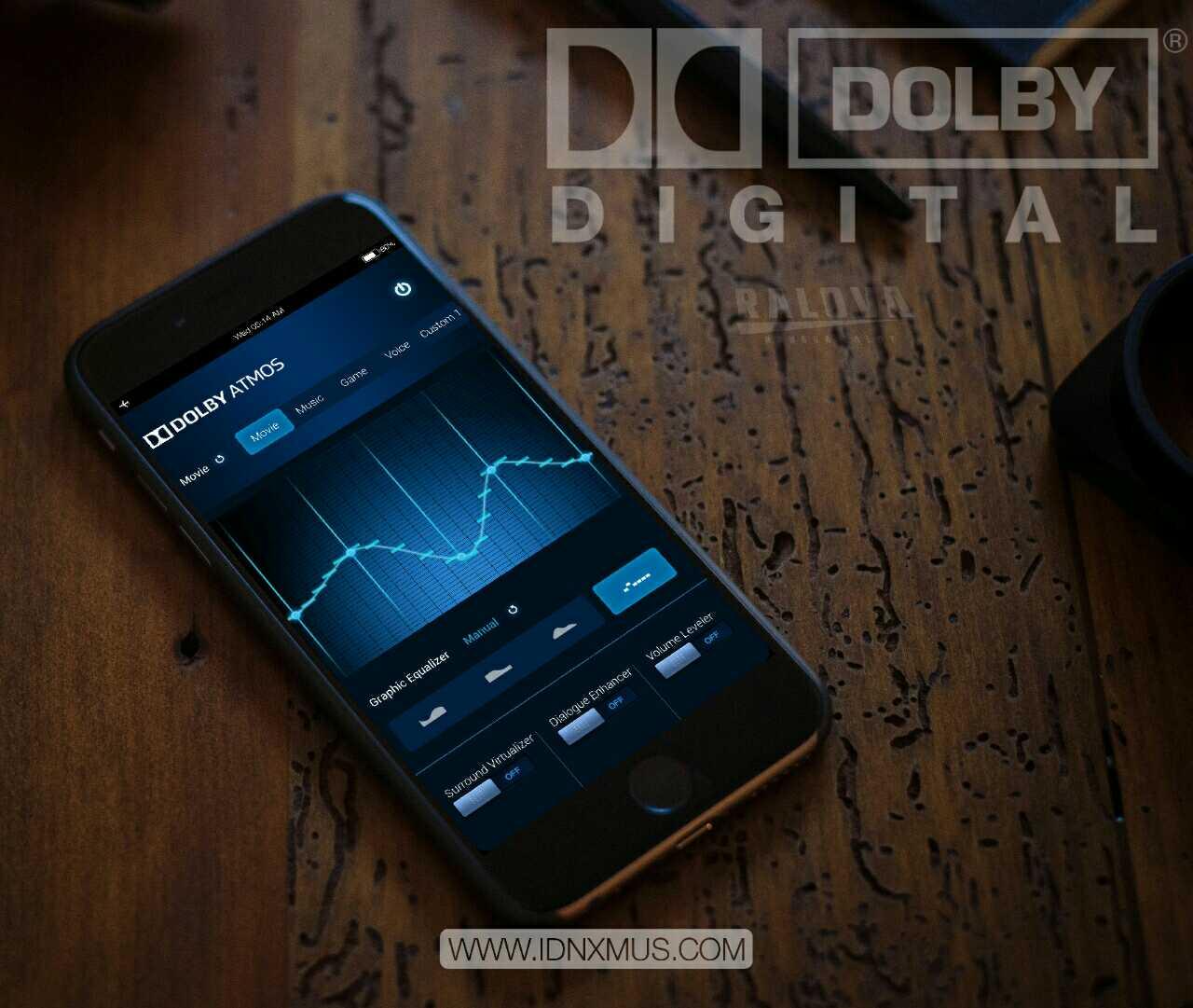Dolby Atmos Xiaomi