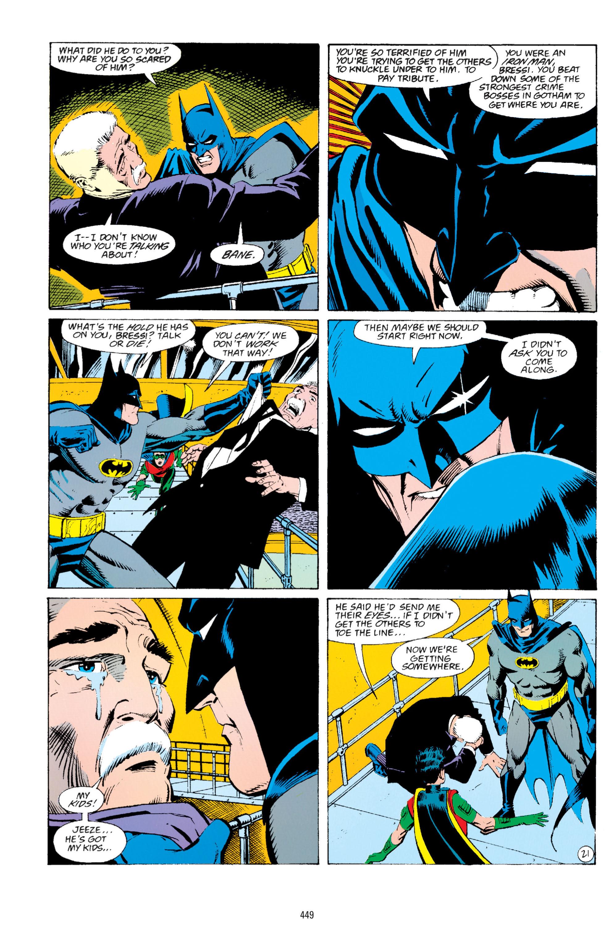 Detective Comics (1937) 665 Page 20