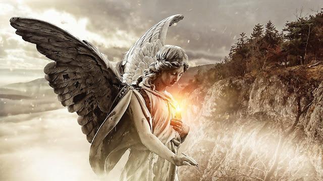 Wiara w aniołów wymaga wiary