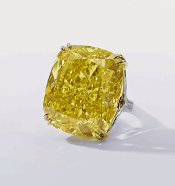 The Graff Vivid Yellow Diamond