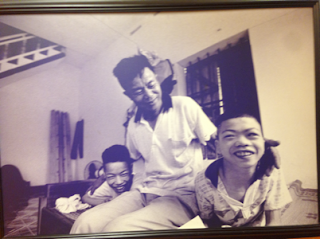 Photo of Lai Van Hung, 20, and Lai Van Manh, 19