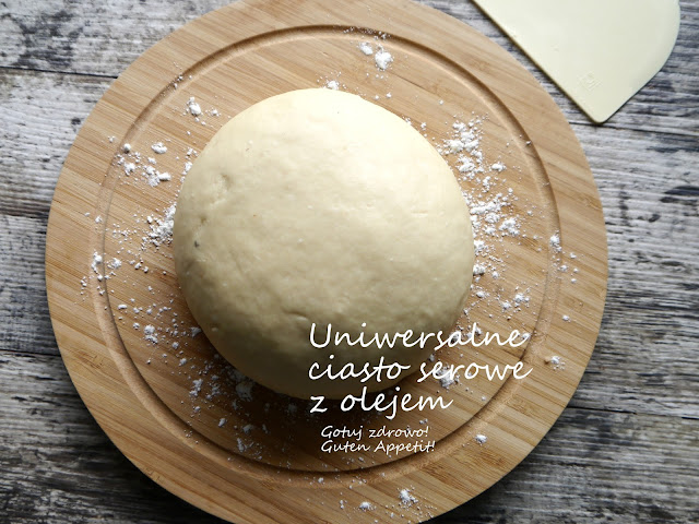 Uniwersalne ciasto serowo - olejowe i szybka chałka śniadaniowa - Czytaj więcej »