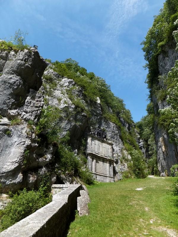 savoie randonnée chartreuse voie sarde monument charles emmanuel II