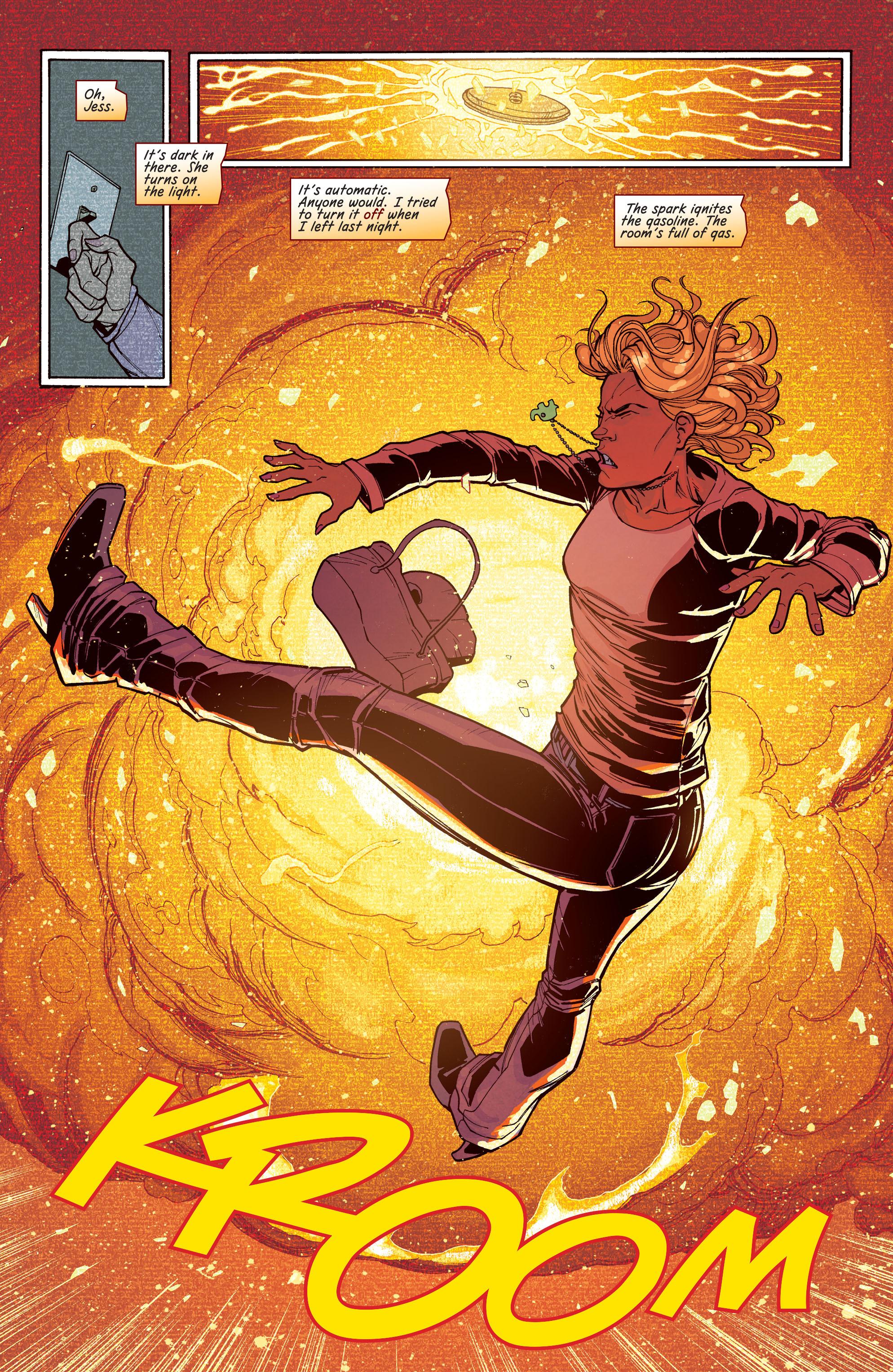 Read online Slash & Burn comic -  Issue #4 - 13