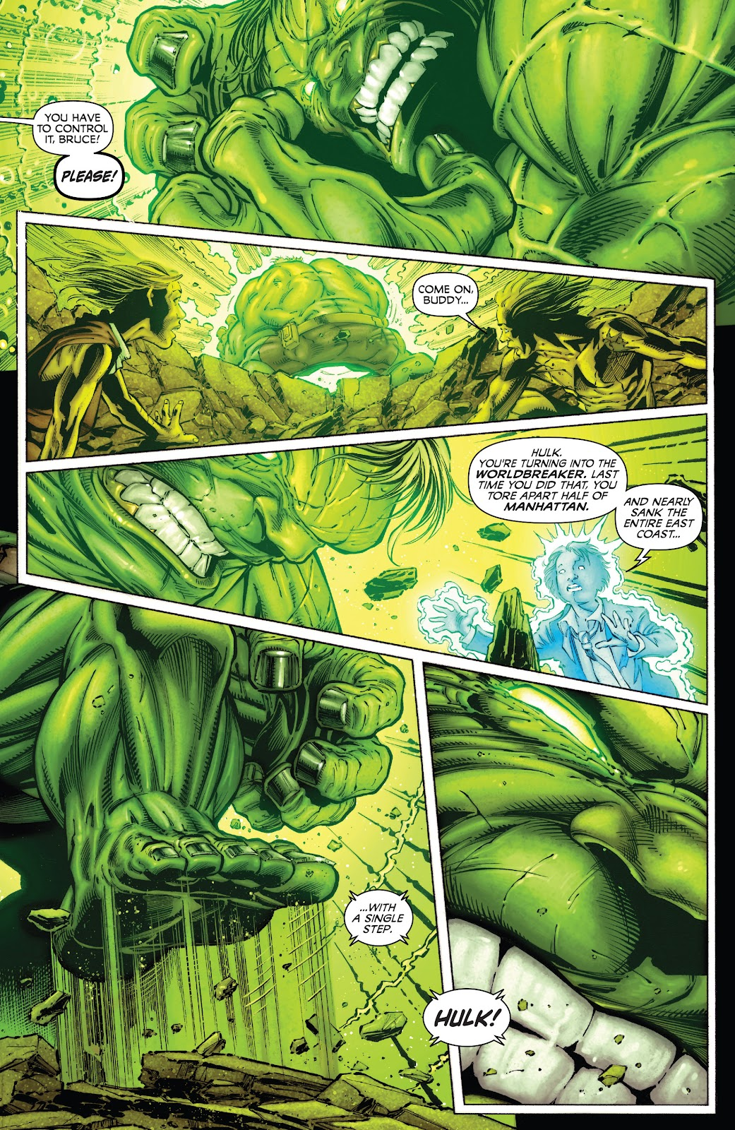 Read online Incredible Hulks (2010) comic -  Issue # _TPB Heart of the Monster - 54