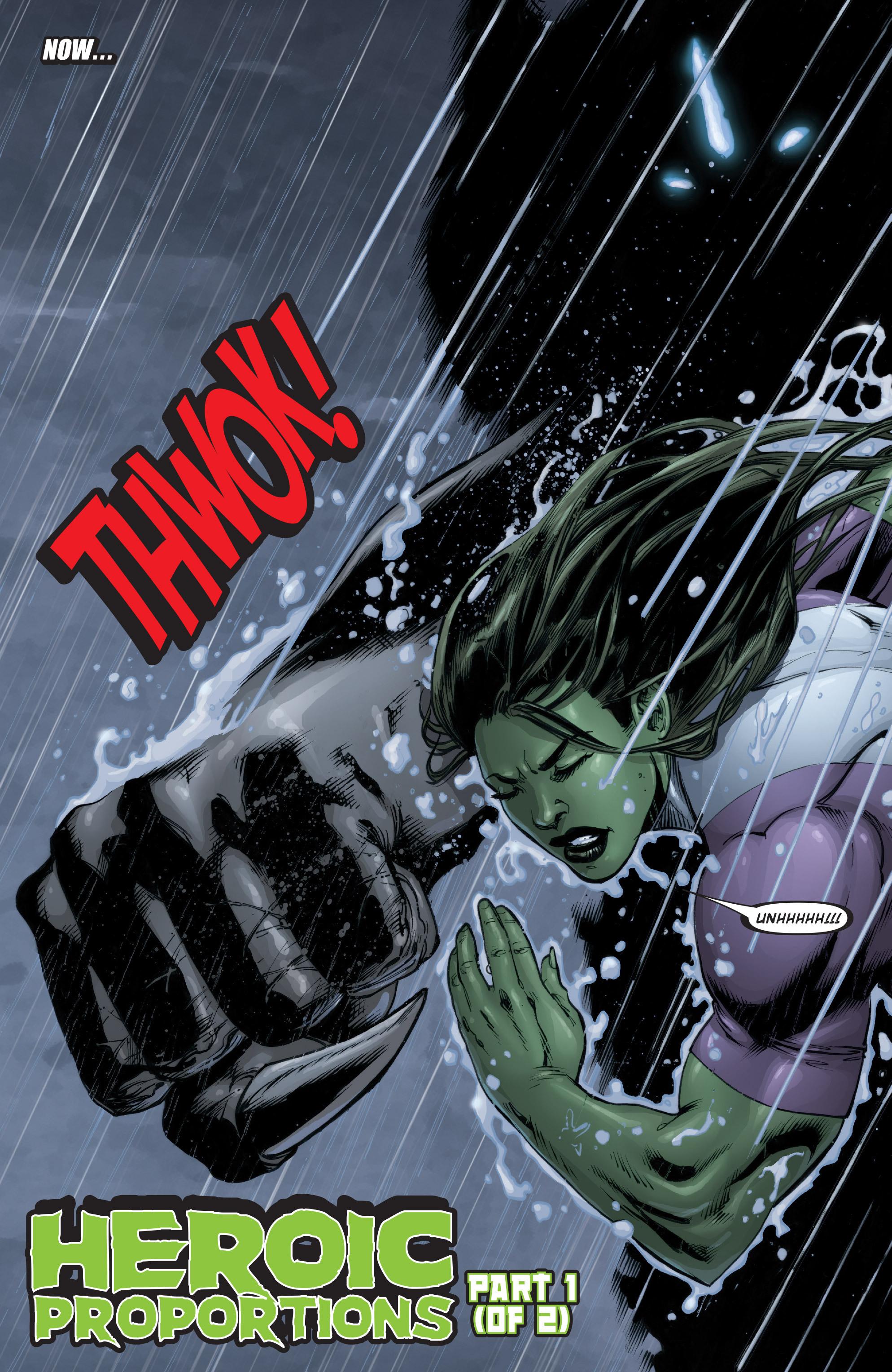 Read online She-Hulk (2005) comic -  Issue #37 - 3