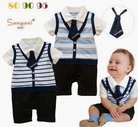 model baju bayi laki laki