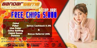 Free Chips Situs Judi Poker Online