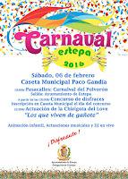 Carnaval de Estepa 2016